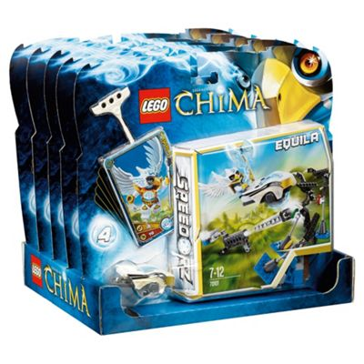 LEGO Legends of Chima Target Practice 70101