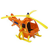 Fireman Sam Vehicle and Accessory Set Helicopter Hook