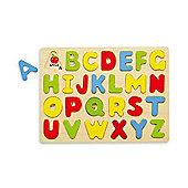 Viga Wooden ABC Puzzle