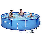 Bestway 10ft Steel Pro Frame Pool