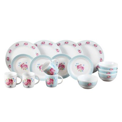 16 Piece Cotswold Kitchen Dinner Set