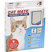 Cat Mate Lockable Cat Flap 304w