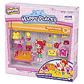 Shopkins Happy Places Welcome Pack - Puppy Patio