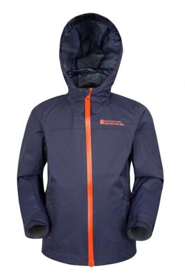 Mountain Warehouse Torrent Youth Waterproof Jacket ( Size: 3-4 yrs )