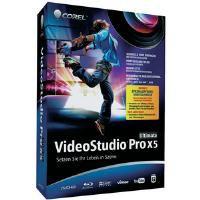 COREL - COMMERCIAL BOX - VIDEOSTUDIO PRO X5 ULTIMATE - EN