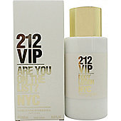 Carolina Herrera 212 VIP Body Lotion 200ml For Women