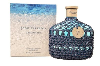John Varvatos Artisan Blu Eau de Toilette 125ml Spray For Him EDT Aftershave Men