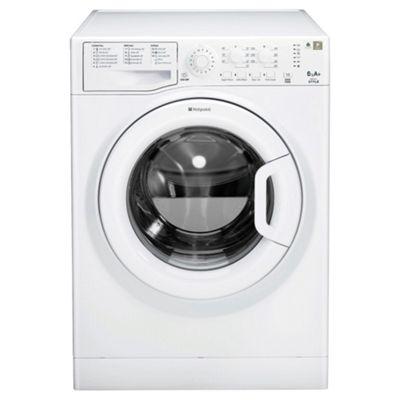 Hotpoint WMYL641P Washing Machine , 6Kg Load, 1400 RPM Spin, Polar