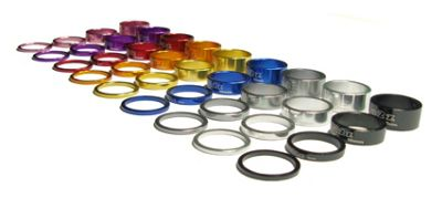 A2Z Headset Spacers - 11/8 (XTR Grey)