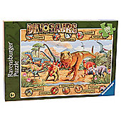 Ravensburger Dinosaurs 100-Piece Jigsaw Puzzle