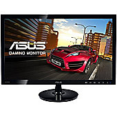 Asus VS248HR 24 inch 1 ms Gaming Monitor, 1920 x 1080, HDMI, DVI, VGA, 250 cd/m2