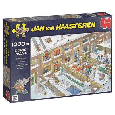 JvH - Christmas Eve - 1000pc Puzzle