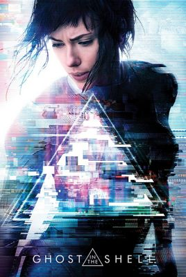 Ghost In The Shell One Sheet Poster 61 x 91.5cm