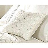 Rapport Everdean Cream Boudoir Cushion - 30x50cm
