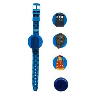 Doctor Who Interchangable Head Watch