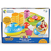 Learning Resources STEM - Sink or Float Activity Set