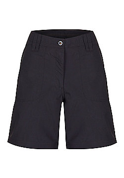 Regatta Ladies Delph Shorts - Grey