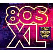 Various Artists 80'S XL 4CD