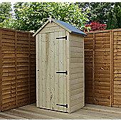 3 x 2 Maldon Pressure Treated Apex Garden Store (3ft x 2ft)
