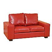 Sofa Collection Montada Sofa - 2 Seat - Red