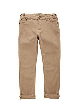 Charlie & Me Tan Skinny Jeans - Tan