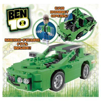 Character Building Ben 10 Kevin's Car Construction Set