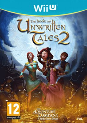 The Book Of Unwritten Tales 2 /NINTENDO WII-U
