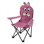 Kids Camping Chair Rabbit Pink - Regatta