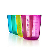 Bebelephant Babycup 4 Pack (Multi)