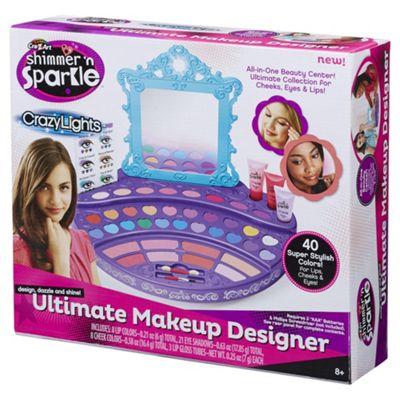 Cra-Z-Art Shimmer 'N Sparkle Ultimate Makeup Studio