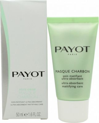 Payot Pâte Grise Masque Charbon Mattifying Face Mask 50ml