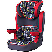 OBaby Group 2-3 High Back Booster Car Seat (Toy Traffic)