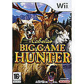 Cabelas Big Game Hunter Game
