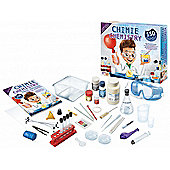 Chemistry Lab with 150 Experiments Childrens Science Experiments White - BUKI