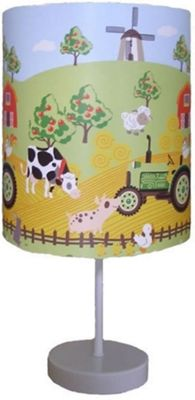 Apple Tree Farm Bedside Lamp