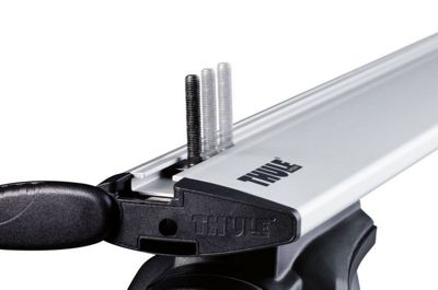 Thule 696-6 Power Click G3 T Track width 24mm adaptor for Roof Boxes