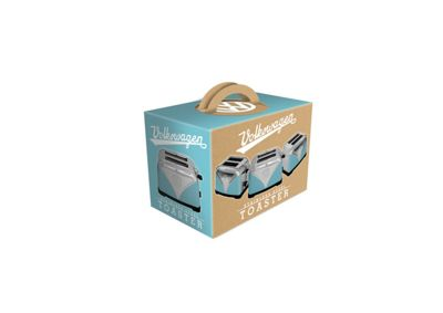 VW Toaster - Blue