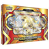 Pokemon 5 Booster Arcanine Box
