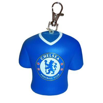 Chelsea FC Kit Keyring Stress Relief