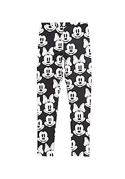 Disney Minnie Mouse Leggings - Black