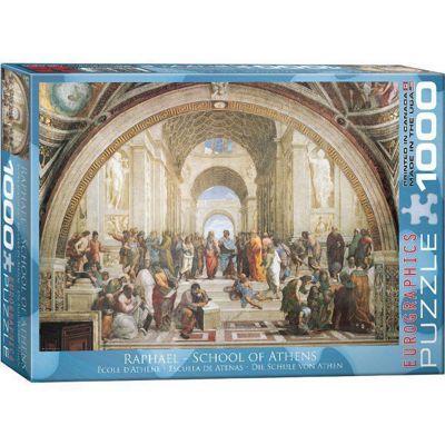 Raphael - School of Athens Puzzle