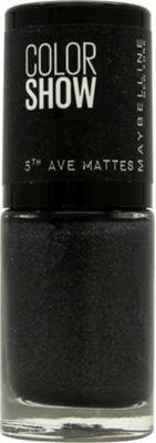 Maybelline Color Show 5th Avenue Nail Polish 7ml - High Heel