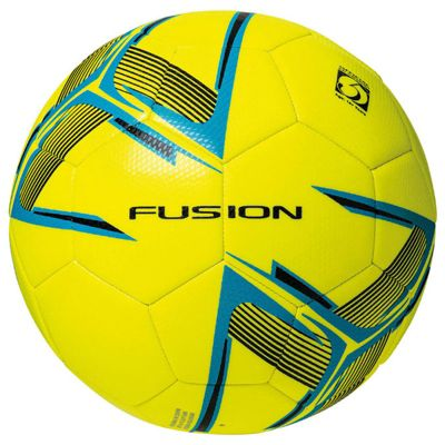 Precision Fusion Training Ball Yellow/Blue/Black Size 3