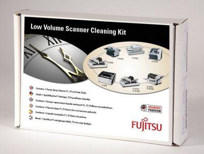 Fujitsu SC-CLE-LV Scanners Equipment cleansing dry cloths & liquid