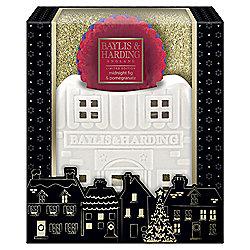 Baylis & Harding Festive Wax Melt House Set