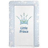 Babywise Baby Changing Mat - Crown Prince (Blue Stars)