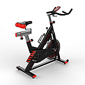 We R Sports RevXtreme VenomX Indoor Cycle Studio Exercise Bike with 22KG Flywheel Red