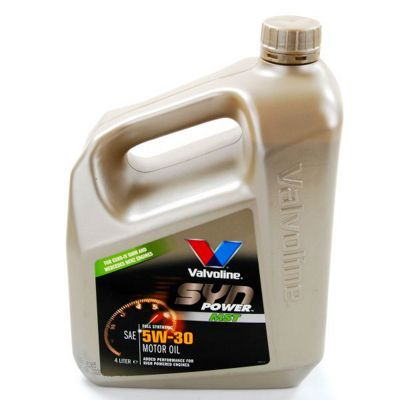 Synpower MST Fully-Synthetic 5W30 4 Litre