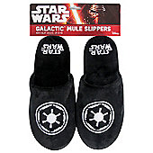 Star Wars Galactic Empire Mule Slippers Large