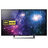 Sony Bravia KD49XD8088BU Smart 4K Ultra HD HDR 49 Inch LED TV